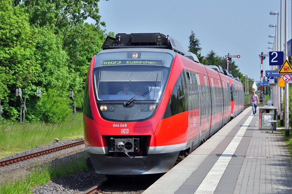 Fahrplan Köln-Gerolstein-Trier