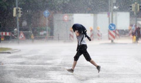 unwetter regen