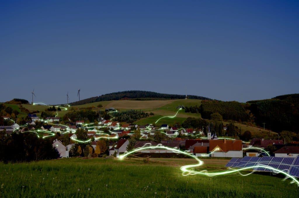 Pipeline Eifeldorf Energielandschaft