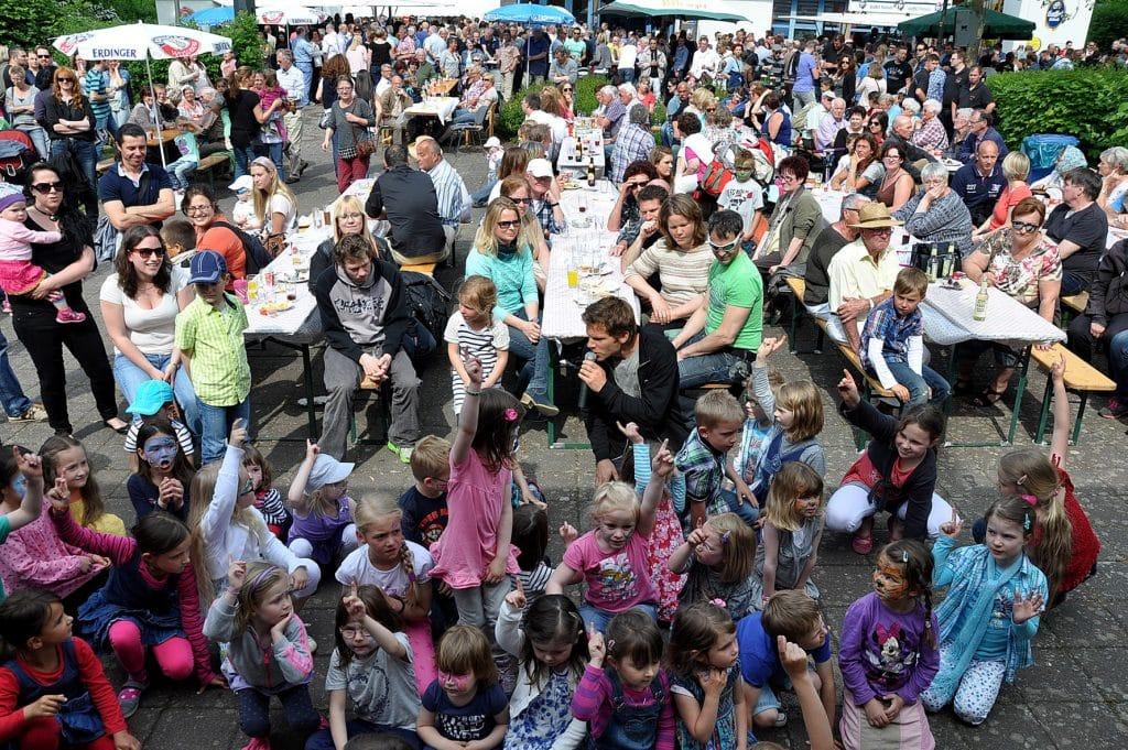 Festplatz Vatertag
