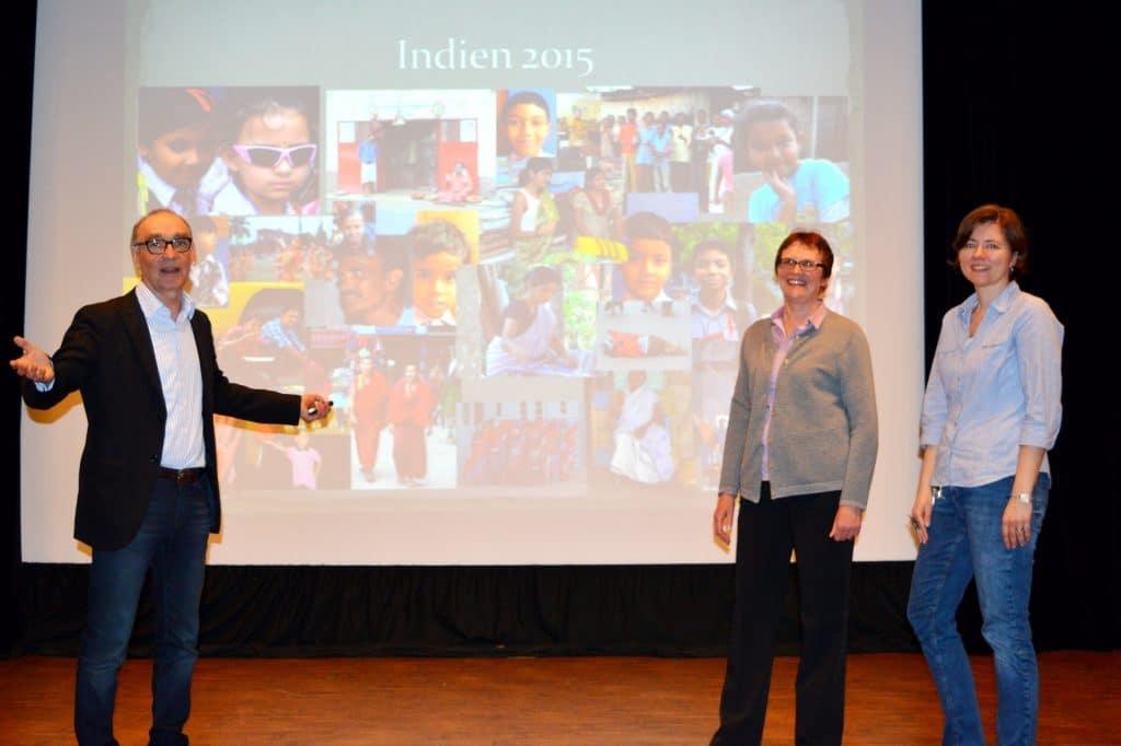 HJK Vortrag Indien