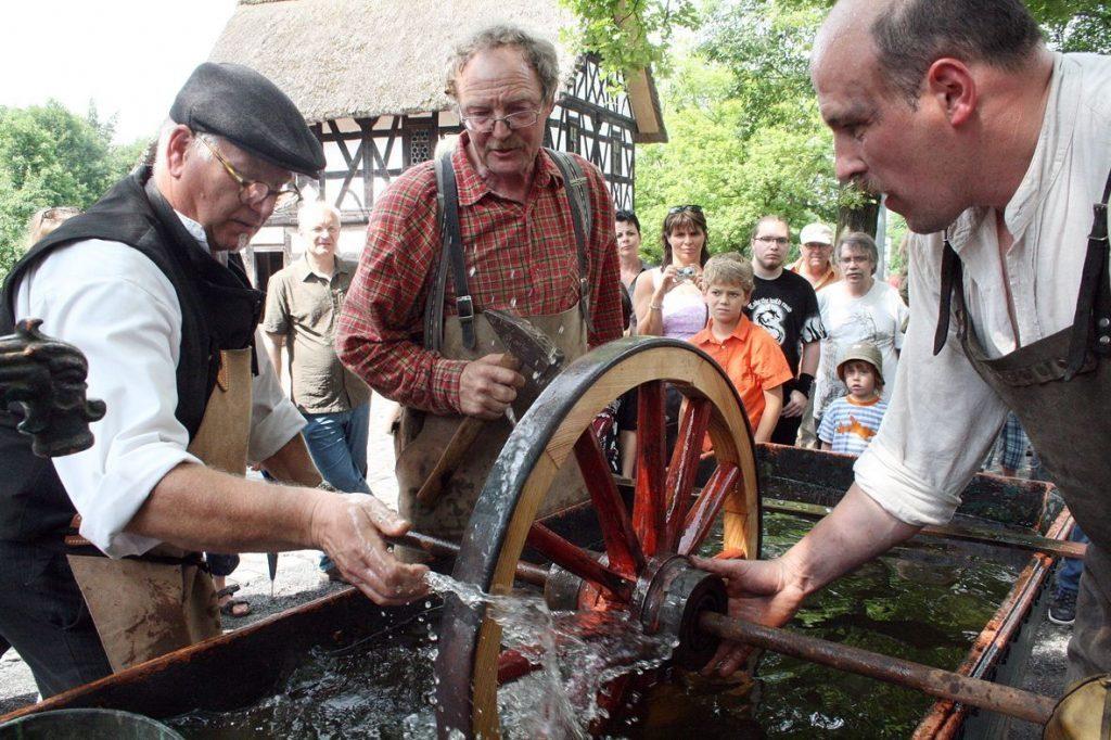 Stellmacher wässern AG