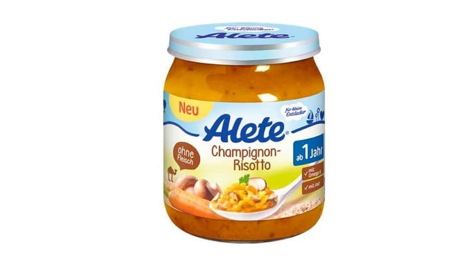 alete champignon risotto