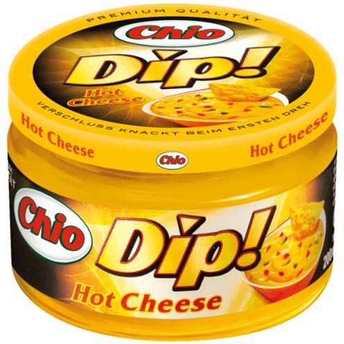 Chio Dip Hot Cheese ml