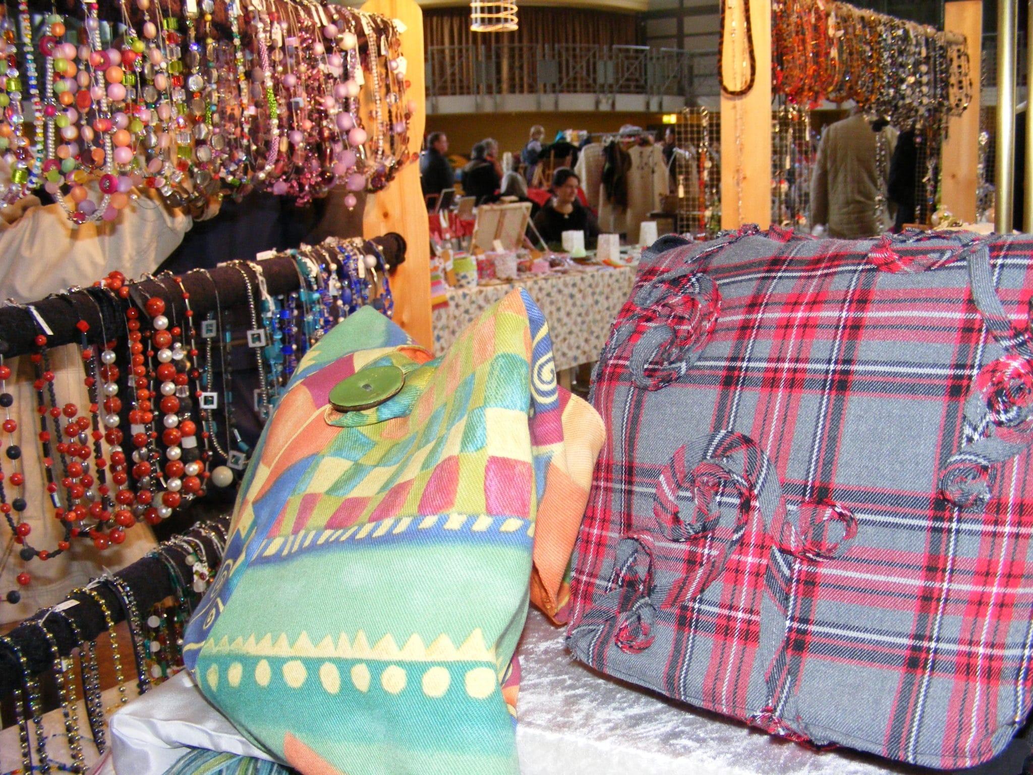 City Forum Kunsthandwerkerweihnachtsmarkt I