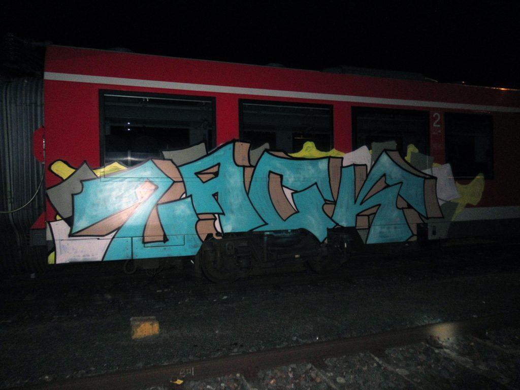 EUS Graffiti